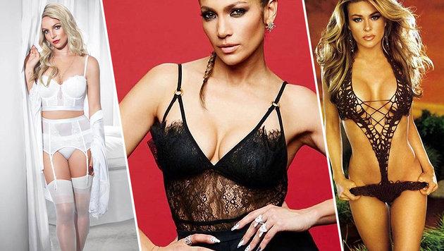 Britney Spears, Jennifer Lopez, Carmen Electra: Sie alle haben Kurzzeit-Ehen hinter sich. (Bild: Viennareport)