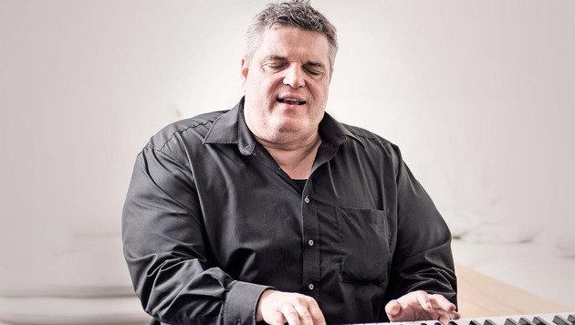 George Nussbaumer: Musik mit Gewicht (Bild: Jens Ellensohn)