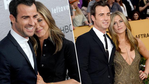 Jennifer Anistons Mann schwärmt von seiner Ehe (Bild: Viennareport)