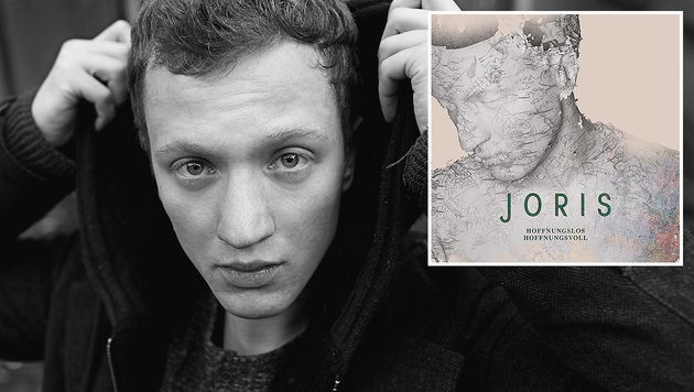 """Joris: """"Herz und Kopf sprechen dieselbe Sprache"""" (Bild: Sony Music, Hanzh Chang)"""