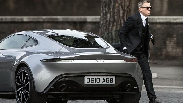 """Der neue Bond-Streifen """"Spectre"""" ist der teuerste aller Zeiten. (Bild: AP)"""