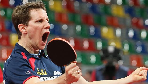 Tischtennis-EM-Gold: Erfolgsserie kein Zufall (Bild: GEPA)
