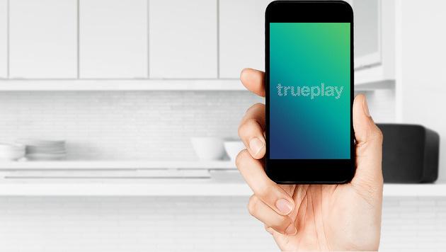 Trueplay: Sonos-Software passt Klang an Raum an (Bild: Sonos)