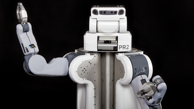Roboter ersetzen in Zukunft die Hausmeister (Bild: willowgarage.com)
