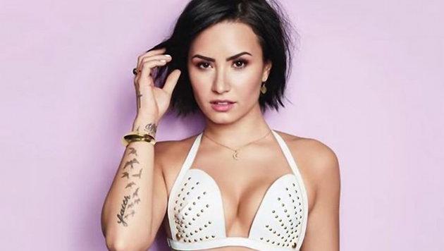 Demi Lovato gestand in einem Interview, dass bei ihr eine bipolare Störung diagnostiziert wurde. (Bild: Viennareport)