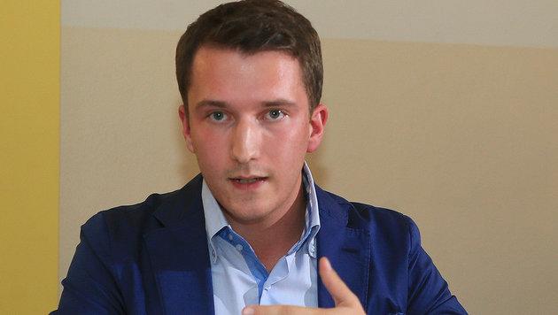 ÖVP-Jungstar betrunken am Steuer erwischt (Bild: Daniel Scharinger)