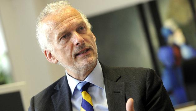 Rechnungshof-Präsident Josef Moser (Bild: APA/HERBERT PFARRHOFER)