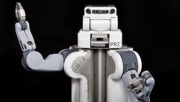 """Roboter sollen """"elektronische Personen"""" werden (Bild: willowgarage.com)"""
