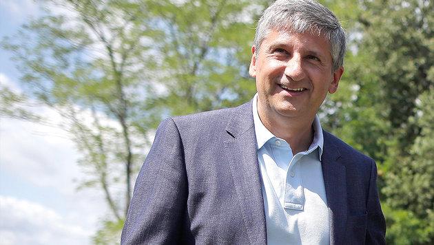 Michael Spindelegger, Ex-ÖVP-Chef (Bild: APA/GEORG HOCHMUTH)
