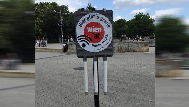 """""""Gratis WLAN: Alle Hot-Spots auf einen Klick (Bild: City4U)"""""""
