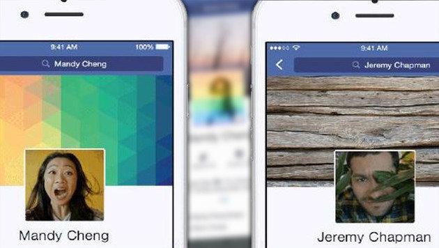 """Facebook erlaubt Mini-Filme als Profilbild (Bild: Facebook)"""