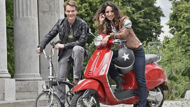 Stephanie Stumph und Ludwig Blochberger sind neu im Team (Bild: ZDF/JacquelineKrause-Burberg)