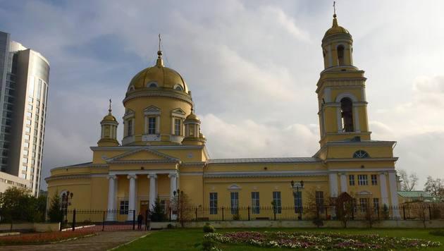 Jekaterinburg: Birken, Balalaika, Bliny und Bälle (Bild: Olaf Brockmann)