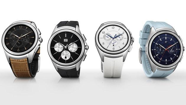 LG zieht Urbane-Smartwatch aus Verkauf zurück (Bild: LG)