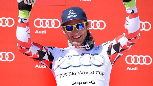 Ski-Ass Mayer legt Priorität auf Speed-Disziplinen (Bild: APA/BARBARA GINDL)