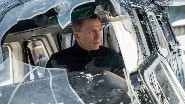 """Daniel Craig als 007 in """"Spectre"""" (Bild: Sony Pictures)"""