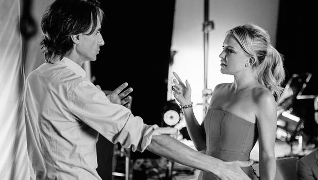 Kate Hudson ist der Star des Campari-Kalenders 2016. (Bild: Campari)