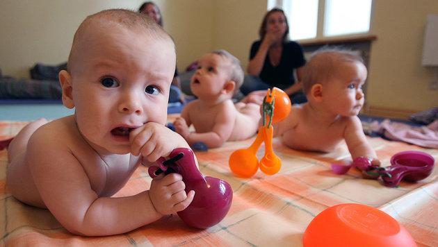 Sieben Tipps, damit Ihr Kind keine Nervensäge wird (Bild: JOHN MACDOUGALL/AFP/picturedesk.com)