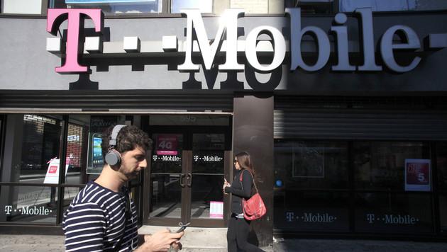 T-Mobile USA räumt massiven Hackerangriff ein (Bild: AP)