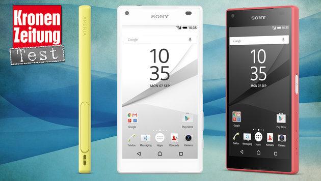 Xperia Z5 Compact: Das kann Sonys neues Top-Handy (Bild: Sony, thinkstockphotos.de)
