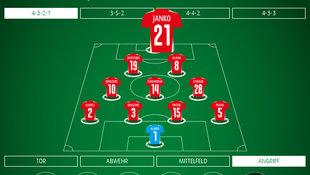 Jetzt Ihre Team-Elf gegen Malta aufstellen (Bild: Tipp3)