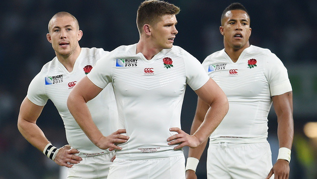 Schock bei Rugby-WM! Gastgeber England scheitert (Bild: APA/EPA/ANDY RAIN)