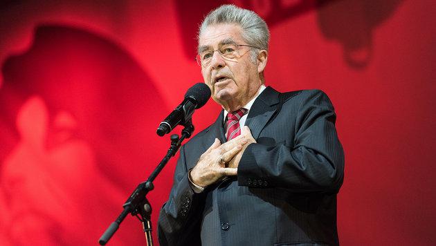 Bundespräsident Heinz Fischer (Bild: Andreas Graf)