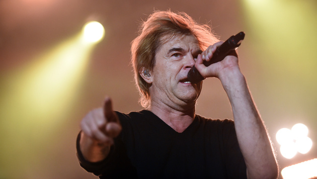 Sänger Campino mit den Toten Hosen (Bild: APA/HERBERT P. OCZERET)