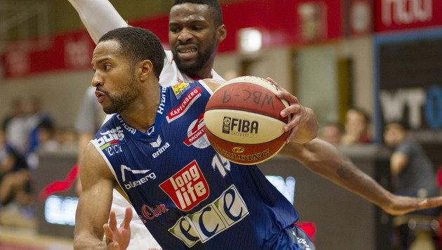 Basketball: Kapfenberg gewinnt auch viertes Spiel (Bild: GEPA pictures)