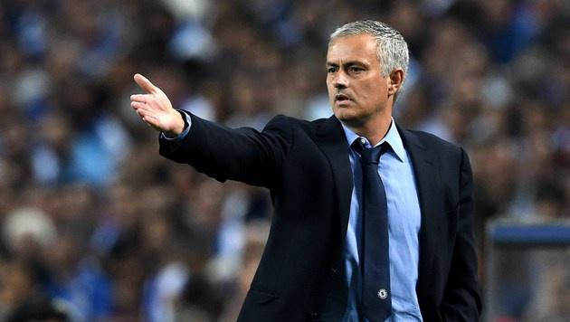Perfekt: Mourinho übernimmt Manchester United (Bild: AFP)