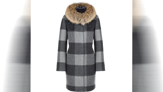 """""""Wer braucht einen Mantel um mehr als 800 Euro? (Bild: Woolrich)"""""""