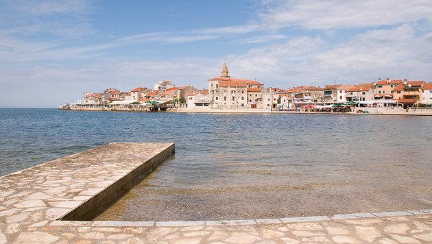Der Hafen von Umag in Kroatien (Bild: thinkstockphotos.de)