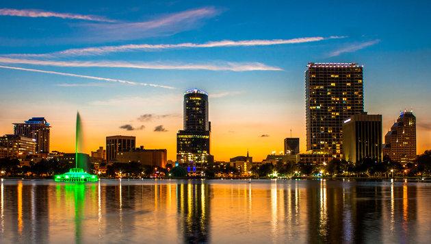 Traumhafte Sonnenuntergänge - wie hier in Orlando - sind in Florida an der Tagesordnung. (Bild: thinkstockphotos.de)