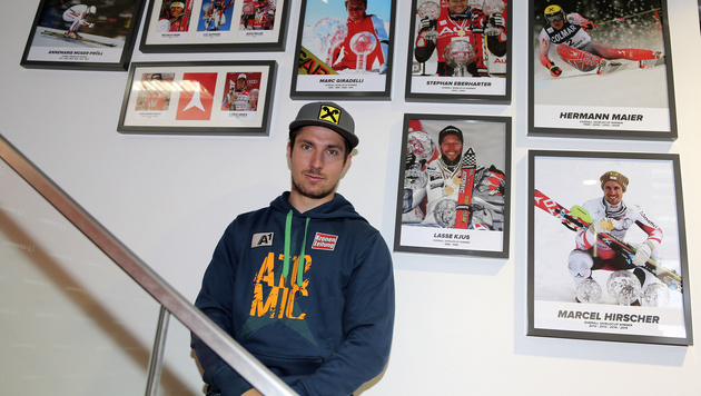 Happy Birthday, Marcel Hirscher! (Bild: Andreas Tröster)