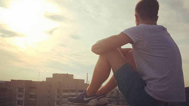 Instagram-Fotojagd: Bursch (17) stürzte in den Tod (Bild: instagram.com/drewsssik)