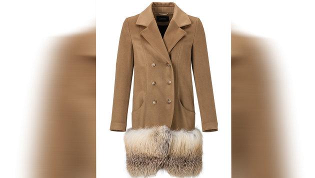 """""""Wer braucht einen Mantel um mehr als 800 Euro? (Bild: Bonifatius Ametsbichler/Antoinette)"""""""