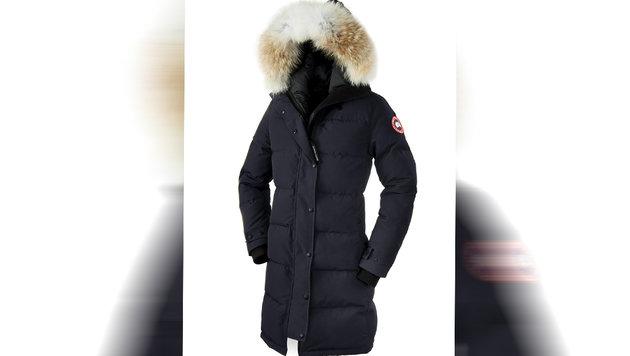 """""""Wer braucht einen Mantel um mehr als 800 Euro? (Bild: Canada Goose)"""""""
