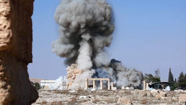 """US-Streitkräfte töteten """"Finanzminister"""" des IS (Bild: AP)"""