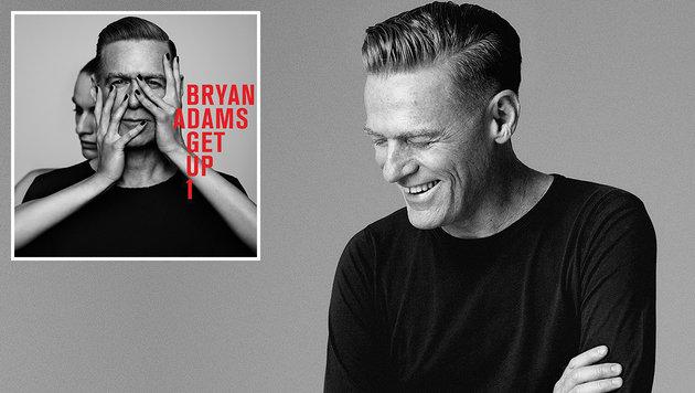 Bryan Adams mag es wieder kurz und knackig (Bild: Universal Music)