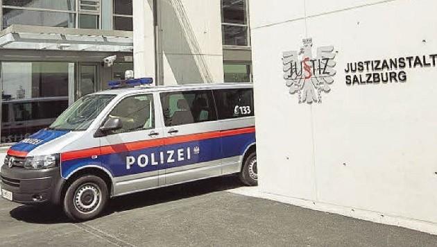 Das Gefängnis in Puch-Urstein stößt nur drei  Monate nach der Eröffnung an die Kapazitätsgrenzen. (Bild: Franz Neumayr/MMV)