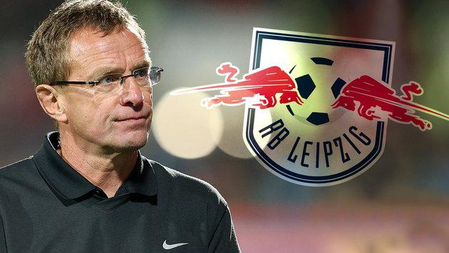 Baut sich RB Leipzig ein Stadion für 80.000 Fans? (Bild: GEPA)