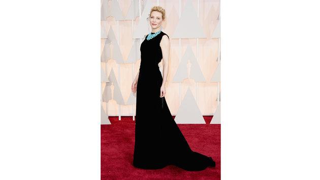Cate Blanchett wurde bereits mehrfach für Oscars nominiert, zwei hat sie mit nach Hause genommen. (Bild: AFP)