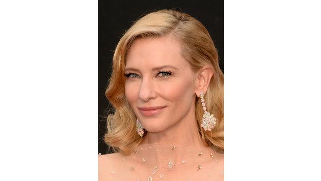 """Cate Blanchett wird auch für ihre Darstellung der Galadriel in den """"Herr der Ringe""""-Filmen verehrt. (Bild: AFP)"""