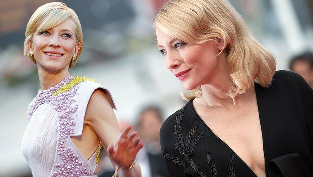 """Cate Blanchett: """"Mega-peinliche Unterwäsche"""" (Bild: Viennareport, AP)"""