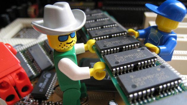 Der RAM-Preis ist im Keller und bleibt es bis 2017 (Bild: flickr.com/Daniel Dionne)
