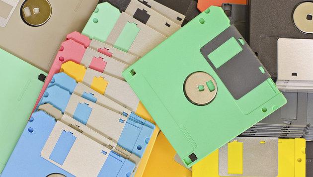 Norwegische Ärzte vertrauen weiterhin auf Diskette (Bild: thinkstockphotos.de)