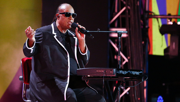 Stevie Wonder (Bild: Rich Fury/Invision/AP)