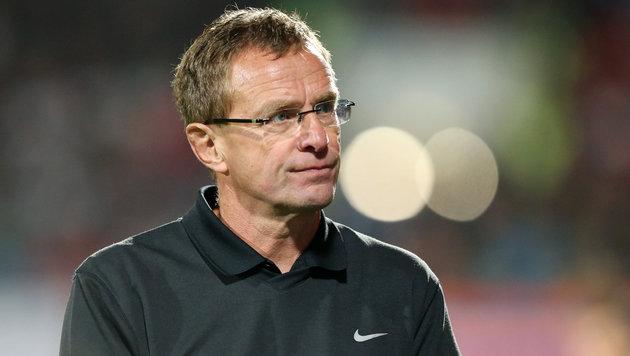 """Rangnick: """"Leipzig eine Bereicherung für 1. Liga"""" (Bild: GEPA)"""
