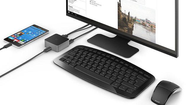 Microsoft enthüllt neue Spitzen-Smartphones (Bild: Microsoft)