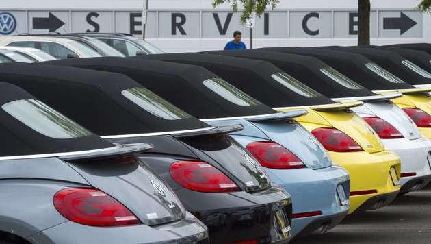 7 Fragen zur VW-Krise: Ist mein Auto weniger wert? (Bild: AFP)